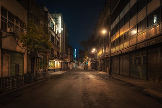 Abandoned Mexico City