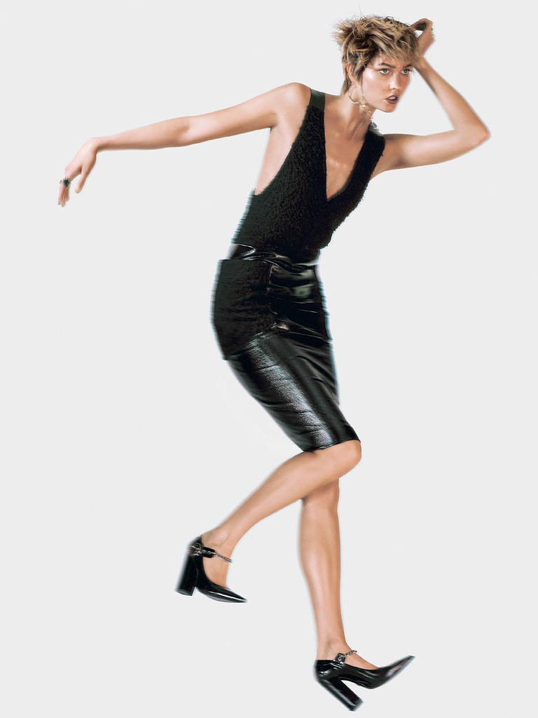 Карли Клосс — Фотосессия для «Vogue» 2016 – 7