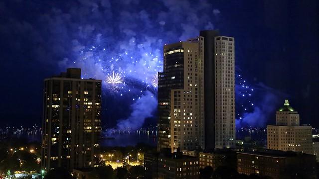 Fireworks @ Milwaukee