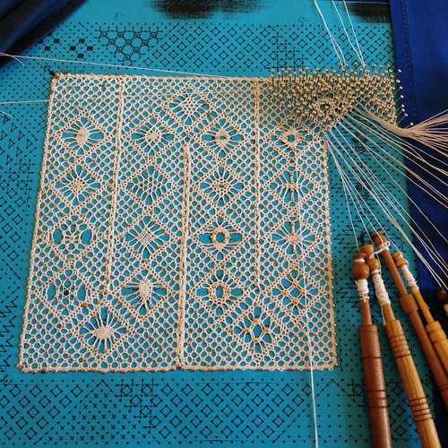 Bobbin Lace - Part 3