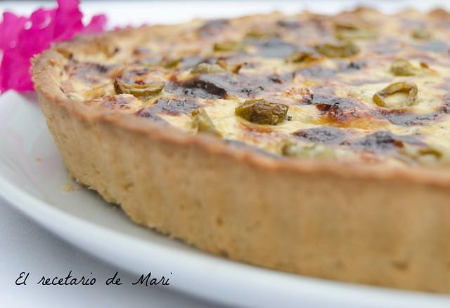 tarta de champiñón y queso (1)