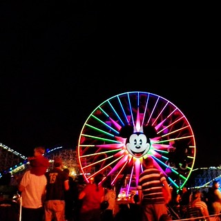 Disneyland / California Adventure 5/1/13