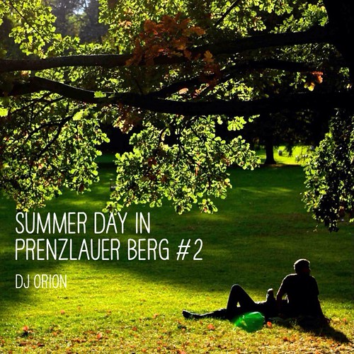 Summer Day In Prenzlauer Berg #2