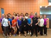 GRCC wellness instructors complete Pilates course