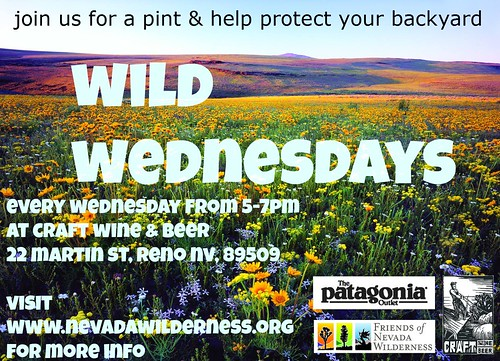 Wild Wednesdays @friendsofnvwild