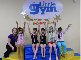 Children's Gymnastics Classes Lessons in Auburn, WA