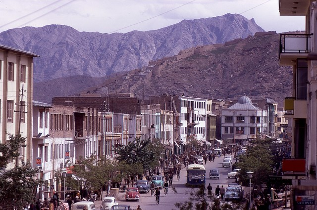 Kabul, Afghanistan, 1969