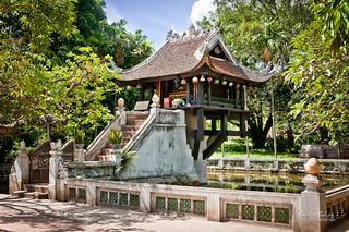 一柱廟 在 Quận Ba Đình 附近 的形象. one pagoda pillar vietnam hanoi vn onepillarpagoda một chùa cột lýtháitông