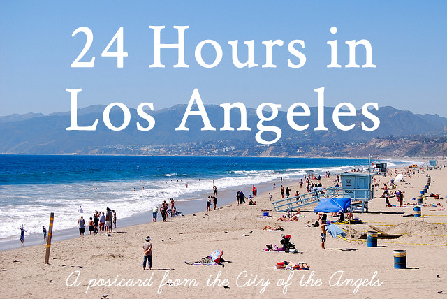 24 Hours In Los Angeles | www.rachelphipps.com @rachelphipps