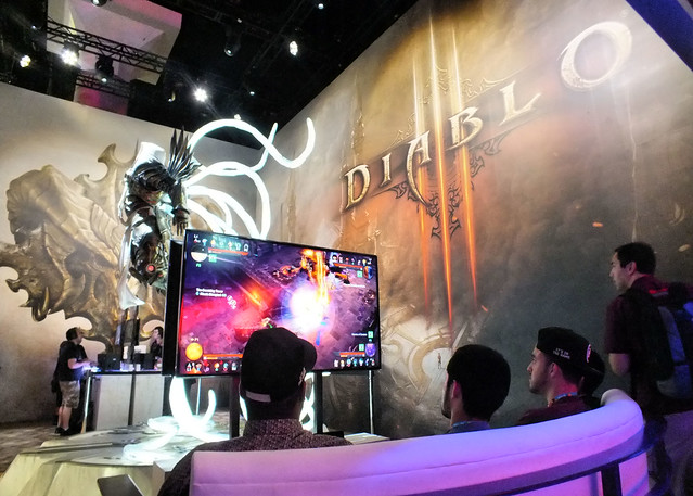 2013 E3 - Tyrael Diablo D by - EMR -, on Flickr