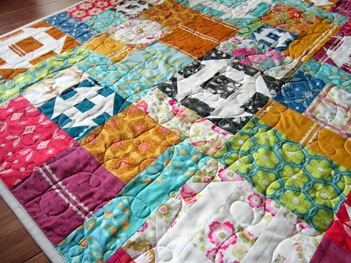 loopy quilting