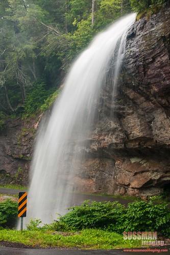 longexposure nature water waterfall highlands northcarolina falls bridalveilfalls maconcounty thesussman sonyalphadslra550 sussmanimaging