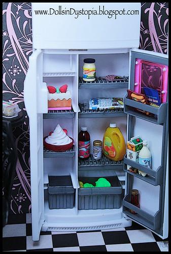 Refrigerator by DollsinDystopia