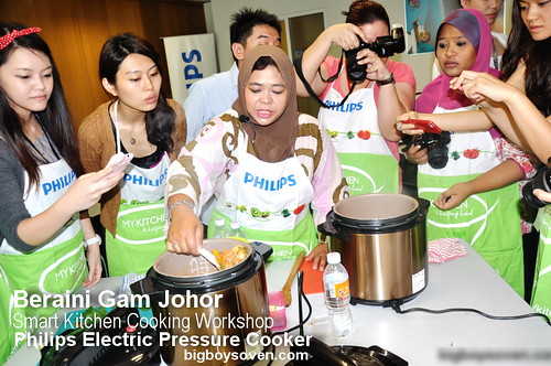 Smart Kitchen Cooking Workshop with Philips 3