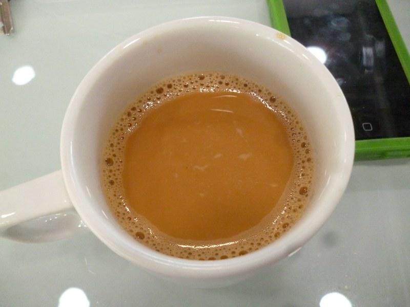 Kopi C suitable for the lactose intolerants