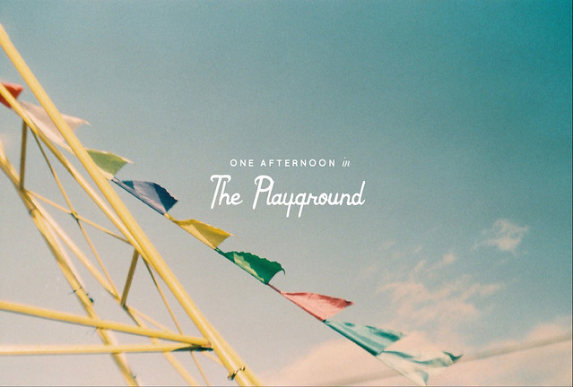 One Afternoon in the Playground