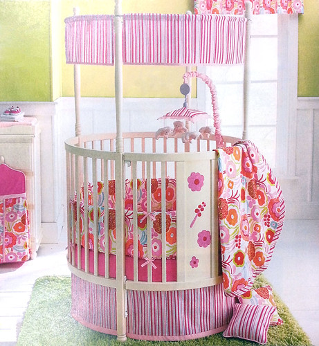 Rockland Furniture Round Cribs Recall