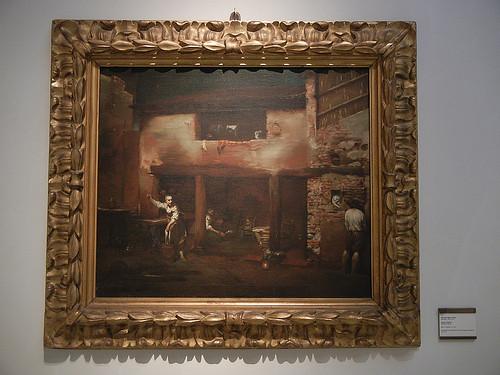 DSCN3405 _ Scena di fattoria, Crespi Giuseppe Maria, c 1710-15