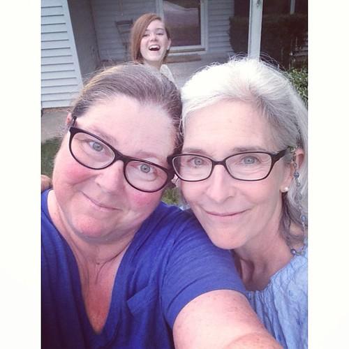 Donna and Karen and Katie