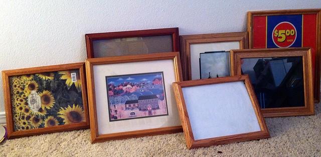 memory work frames