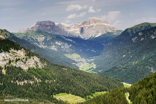 Dolomites - Val di Fassa - Vinicio Capossela at Vajolet 27