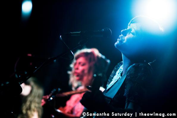 Wild Reeds @ Echo Park Rising 8/18/13