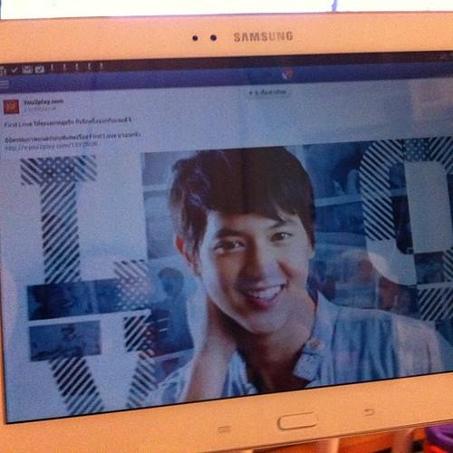 """ความฟิน ในการเล่น Facebook ผ่าน Samsung Galaxy Tab 3 10.1"""""""