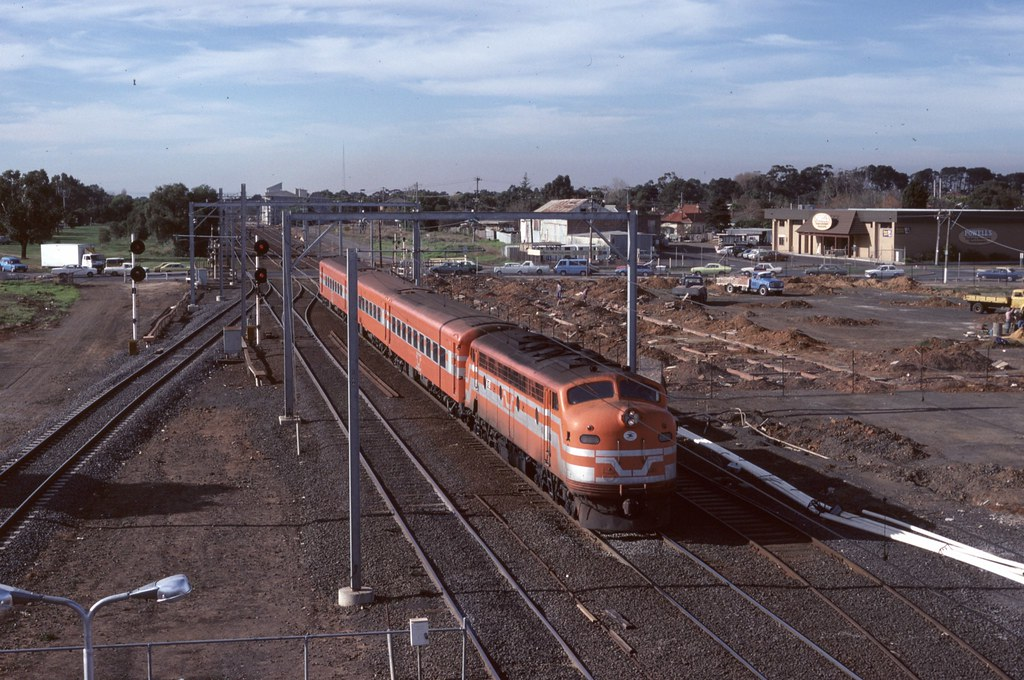 B83 at Werribee by Alan Greenhill