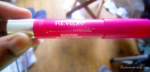 Review: Revlon Just Bitten Kissable