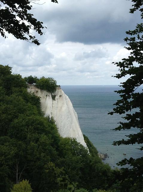 White cliffs of Rugen