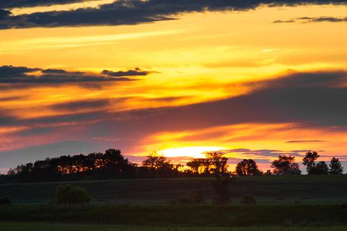 summer sky sun clouds soleil ciel québec été nuages mirabel 2013
