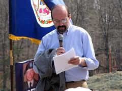 Bradley Manning Rally, March 20, 2011