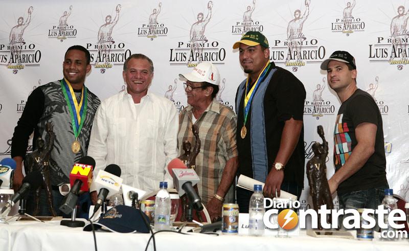 Premio Luis Aparicio omar vizquel carlos zambrano francisco rodriguez (20) copia