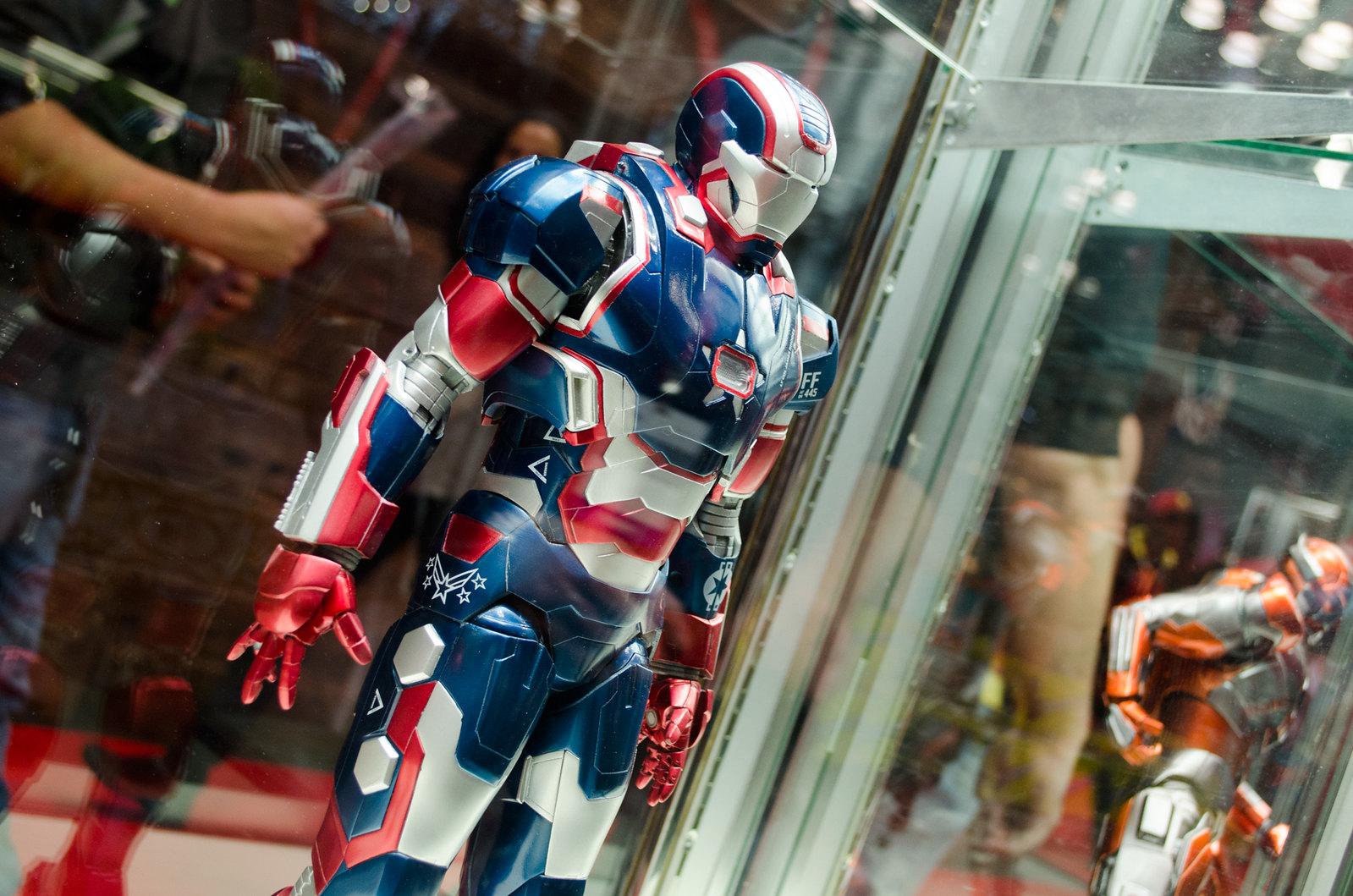 Iron Man figure