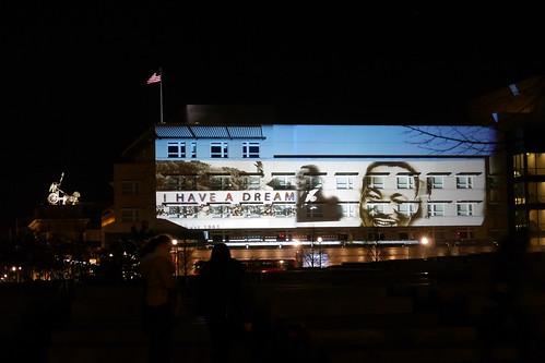 Botschaft der Vereinigten Staaten - I have a dream