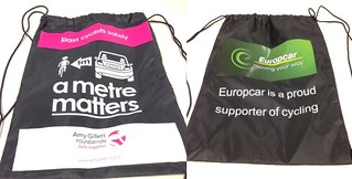 Europcar bag