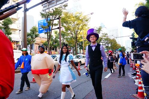 Kawasaki Halloween Parade 2013 23