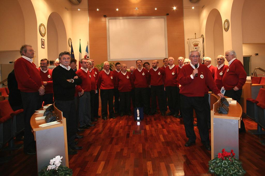 """Conferimento de """"La Ciocchina"""" 2013"""