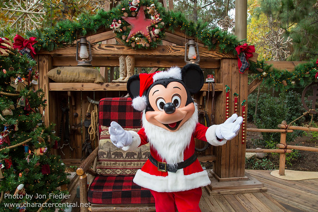 Disneyland Dec 2012 - Jingle Jangle Jamboree