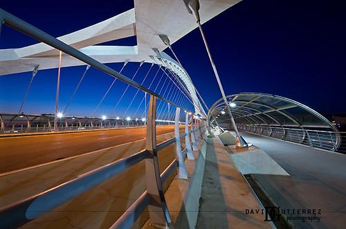 Third Millennium Bridge by david gutierrez [ www.davidgutierrez.co.uk ]