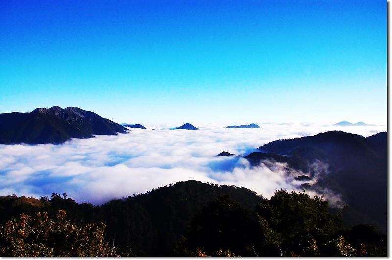 雲海(From 火石山)