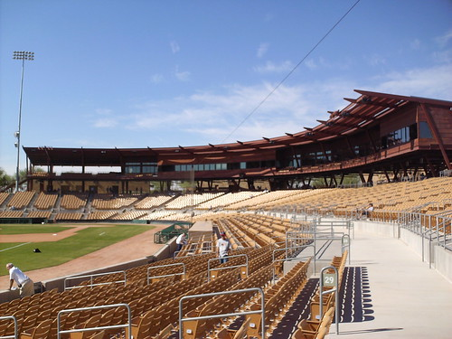 Camelback Ranch In The Ballparks