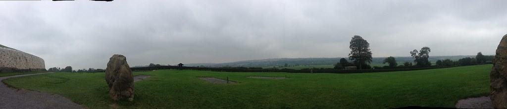 Newgrange Panorama