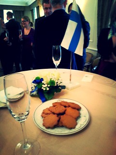 Finnish Independence Day Reception in Luxembourg