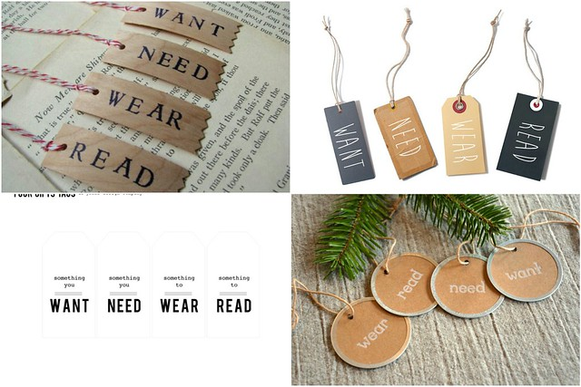 read need want wear