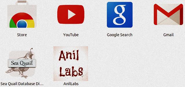 Create your own Google Chrome App using JSON by Srinu chilukuri