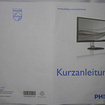 Monitor Philips manual l