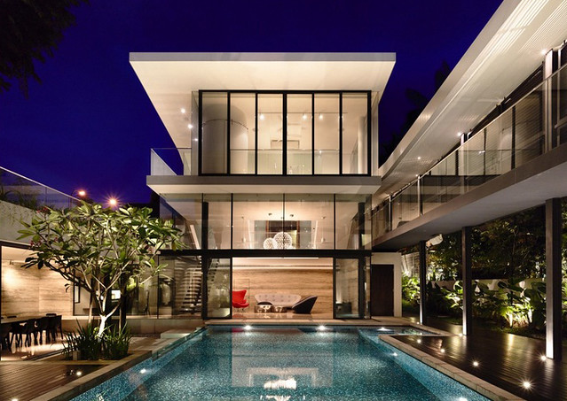 11557590233 4d67789ff0 z Thiết kế ngôi nhà trên đường Andrew/ Hãng a dlab