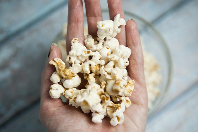 Wasabi Soy Sauce Popcorn_5