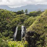 'Opaeka'a Falls, Kauai